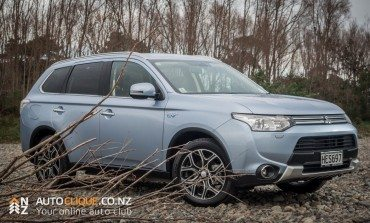 2014 Mitsubishi Outlander PHEV VRX - Road Tested - Is It Just Better?