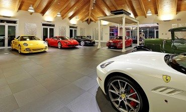 2 Bedrooms, 2.5 Bathrooms and a 12 Car Garage with Lift, Perfect - Ultimate Man Caves