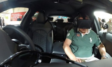 Goodwood Festival of Speed Oculus Rift Experience