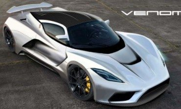 Hennessey's 1400bhp Venom F5 Has Big Dreams