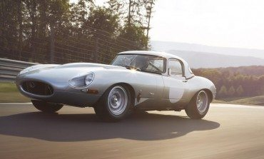 They Do Build Them like They Used To - Jaguar Lightweight E-Type
