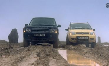 Fiat Panda vs Range Rover