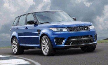 Range Rover Sport SVR - First of a new Range