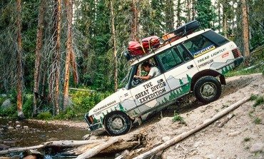 Land Rovers Great Divide Expedition Replica