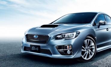 The 2015 Subaru WRX S4