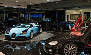$85 Million Luxury Residence in Beverly Hills, CA - Ultimate Man Caves