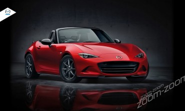 First Look at the 2016 Mazda MX-5