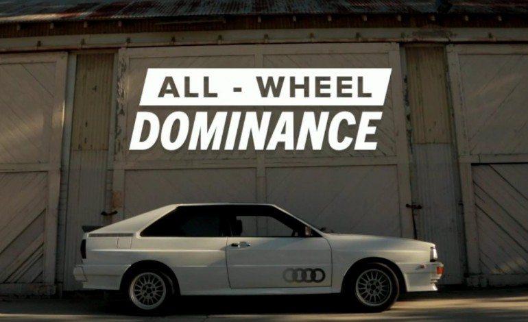 UrQuattro Gave Audi All-Wheel Dominance – Petrolicious