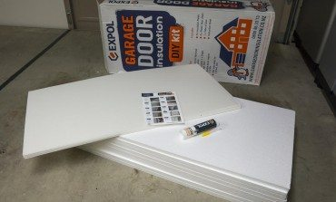 Expol Garage Door Insulation Kit & Install - Product Review