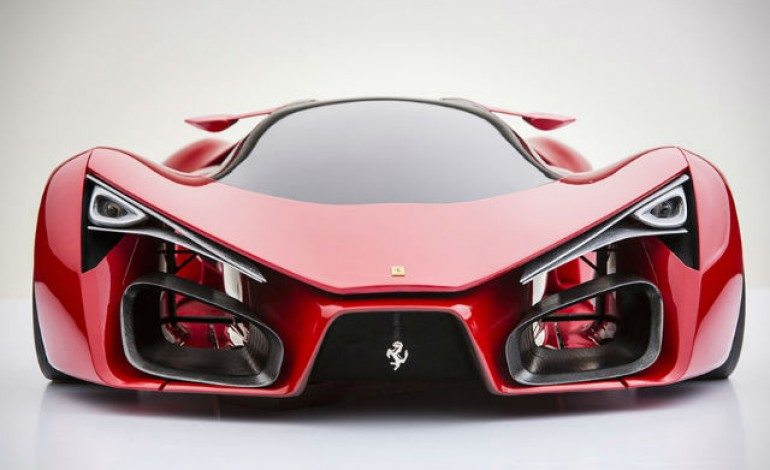 Is This What Ferrari's Future Will Looks Like,