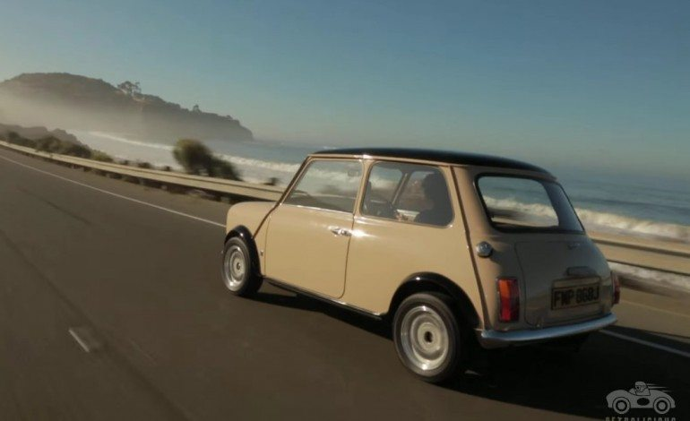 The Mini Cooper Has Rockstar Status – Petrolicious