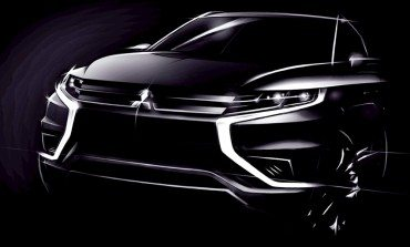 Mitsubishi To Showcase Outlander PHEV Concept-S For Paris Motor Show