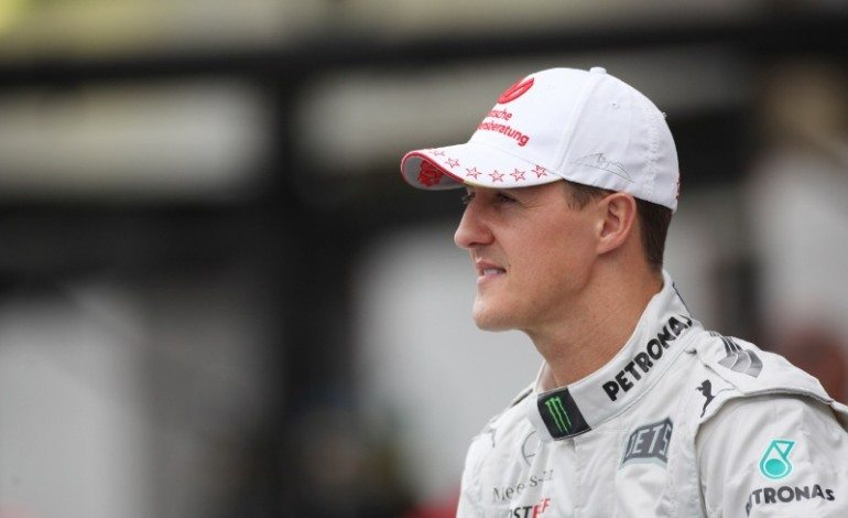 F1/ Schumacher returns home from hospital