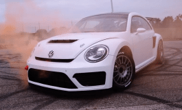 VW Beetle Rallycross car you say?