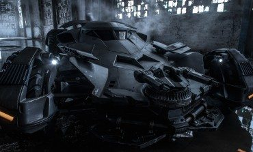 Official Pictures Of The New Batmobile