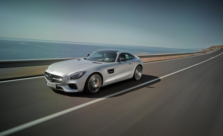 Go Go GT – Mercedes AMG GT Revealed