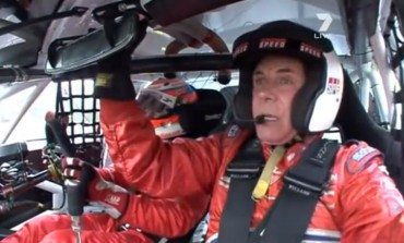 American Speed Way Commentator Daryl Waltrip's Bathurst HotLap is Hilarious