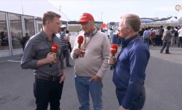 Niki Lauda thinks todays F1 cars are weak.