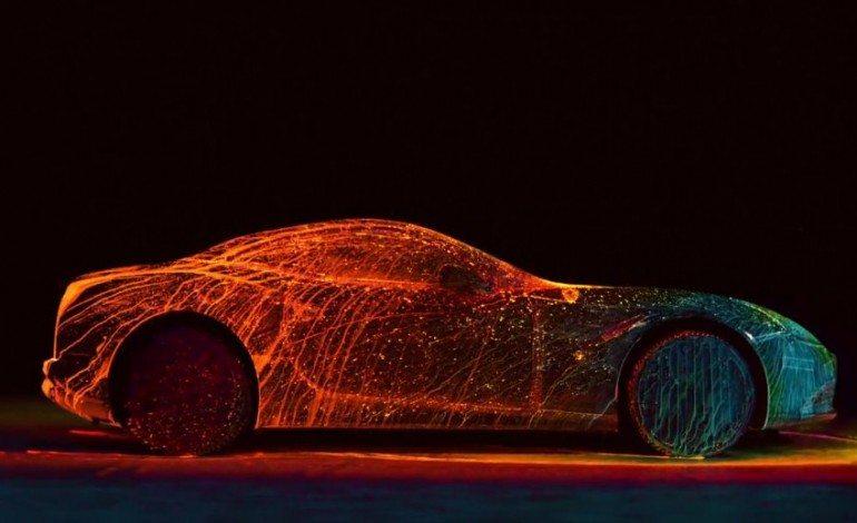 The Art of Form – Ferrari California T