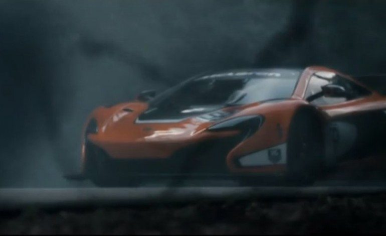 The Chase – McLaren 650S GT3