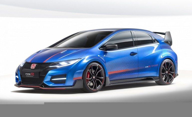 Here Comes The VTEC! – 2015 Honda Civic Type-R Previewed