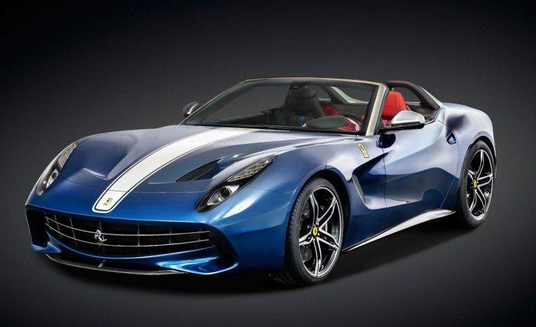 Stars and Stripes – Ferrari F60America