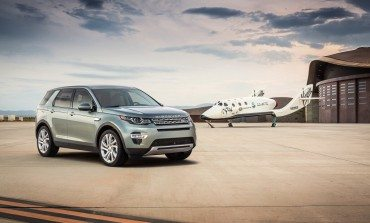 Discover Virgin Galactic With Land Rover