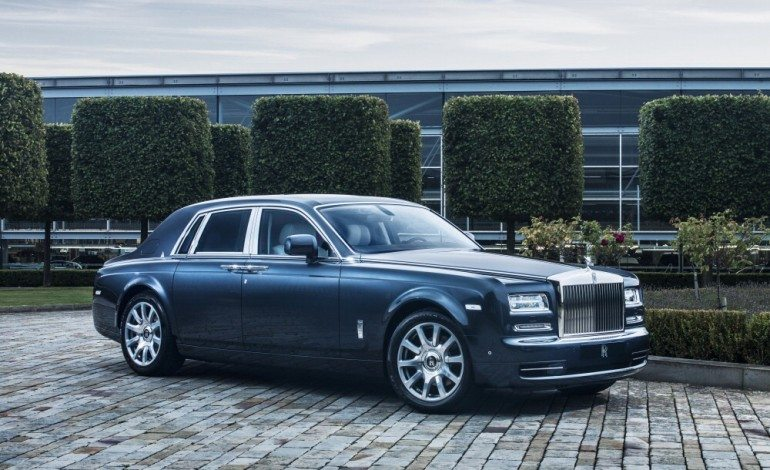 Taking Bespoke To New Heights – Rolls-Royce Phantom Metropolitan Collection