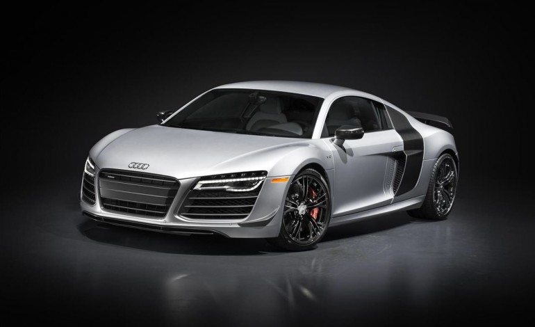Audi Finishes R8 with a 'Competition'