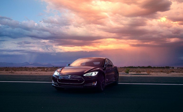 Tesla release the fastest 0-100 four door sedan.