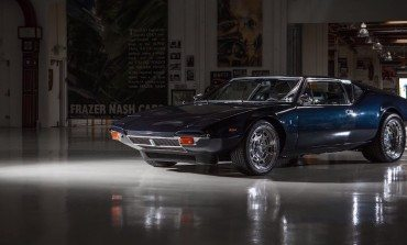 Jay Leno Explains the 1971 De Tomaso Pantera