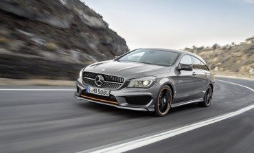 CLA 45 AMG Shooting Brake, Your 265 kw Compact Sports Wagon