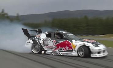 Mad Mike Drifts at Highland Motorsport Park