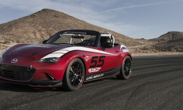 2016 Mazda MX-5 Racecar? Yes Please!