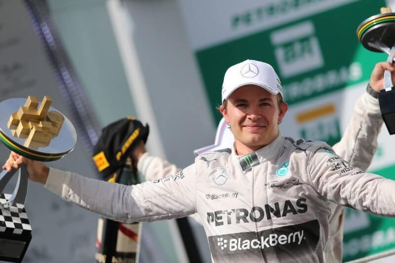 f1 2014 brazil rosberg winner