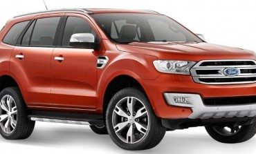 Everest Coming Down - 2015 Ford Everest