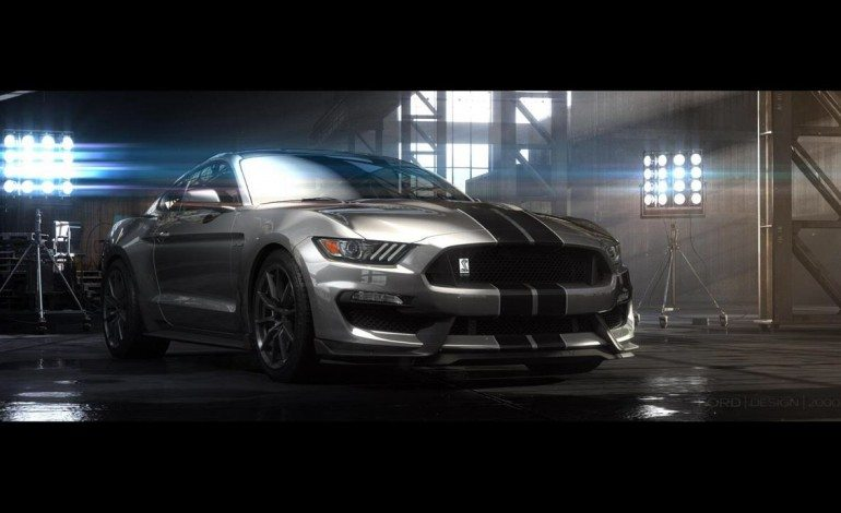 'Stang Baby – New Mustang Shelby GT350