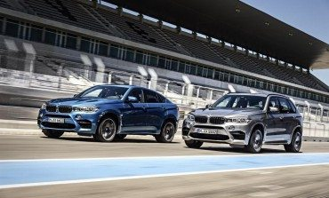 Bavarian Monster Works - 2015 BMW X5M & X6M