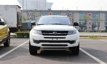 Ctrl + Copy, Ctrl + Paste; A New Chinese Car Is Made