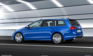 Volkswagen Golf R Variant - Ready for purchase in 2015