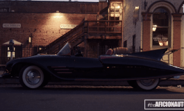 The Original Batmobile - Built in 1963