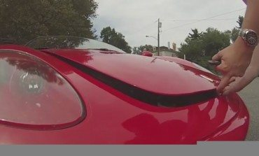 How To Escape a Ferrari 360 If Locked In The Boot