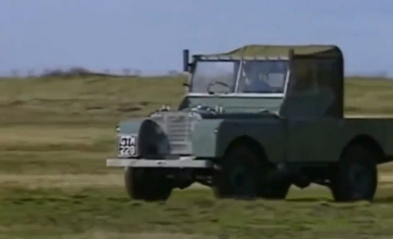 Land Rovers History by National Geographic – Video