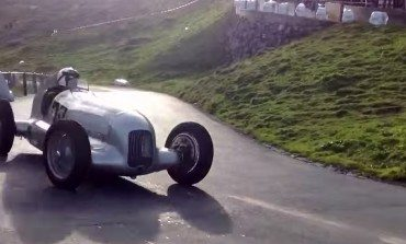 Mercedes W25 Silver Arrow, They Don't Sound Like That Anymore