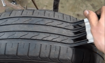 How Scam Artists Re-Cut Tires, Dont Get Fooled