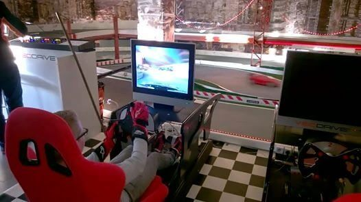 VeoDrive-Kart-City