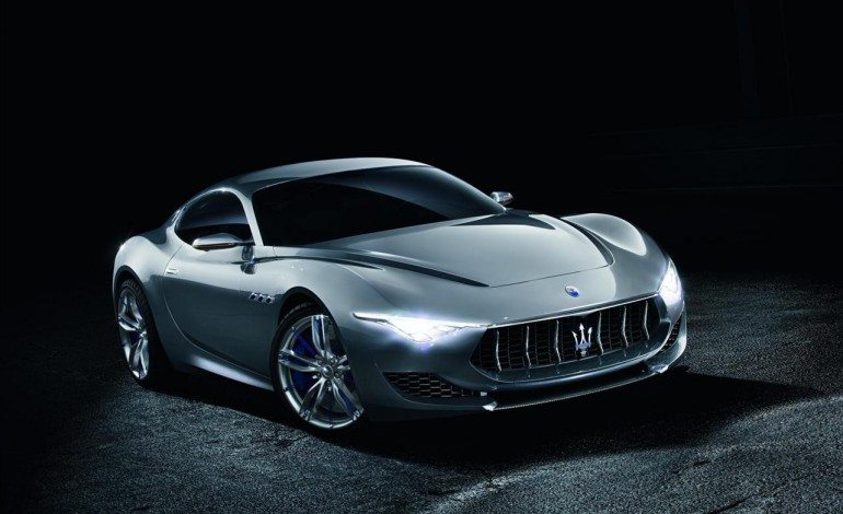 Bellissimo! Maserati Alfieri Officially Confirmed