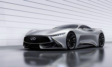 From Infiniti, To Beyond - New Vision GT Concept