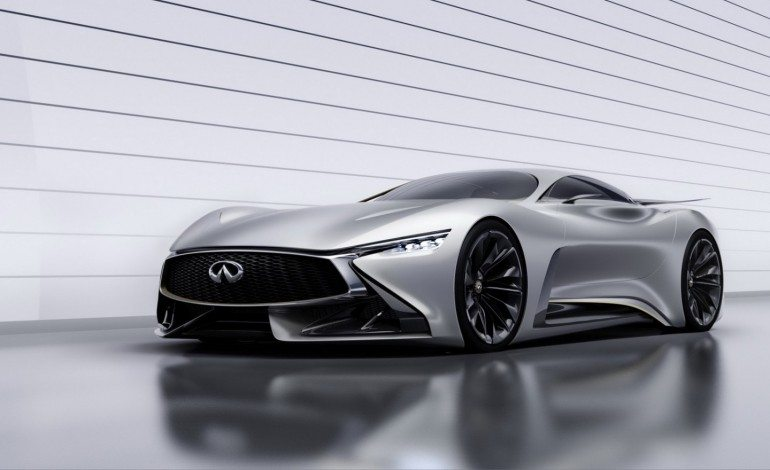 From Infiniti, To Beyond – New Vision GT Concept