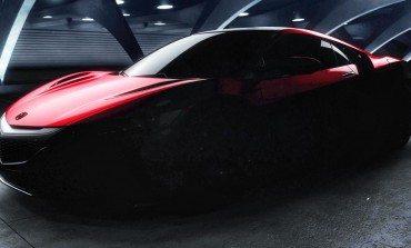 Honda Teases Production NSX